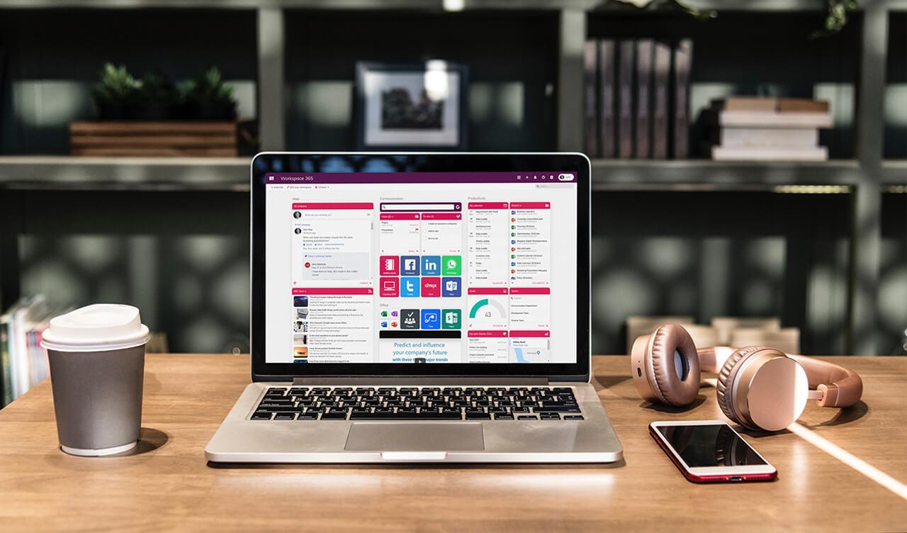 Workspace 365: de nieuwe online werkplek